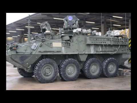 M1131A1 FSV Stryker Training Video