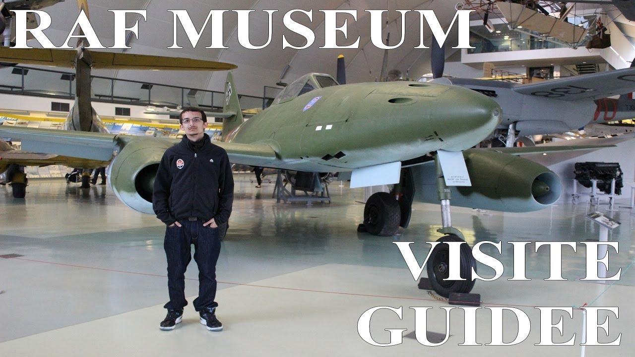 R.A.F Museum à Londres : Visite guidée