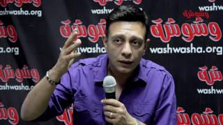بالفيديو.. محمد عبد الحافظ: تعلمت 'الأكشن' منذ أكثر من 15 سنة