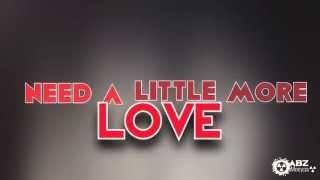 Machine Gun Kelly ft. Victoria Monet - Little More Love (TYPOGRAPHY LYRIC VIDEO) HD