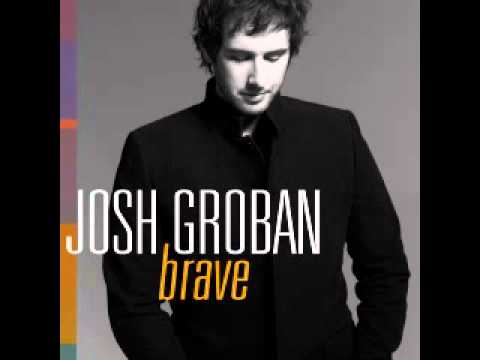 Groban brave sheet music for voice, piano or guitar [pdf].