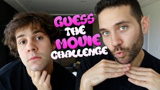 Face Models GUESS THE MOVIE CHALLENGE with David Dobrik and Ugh Its Joe