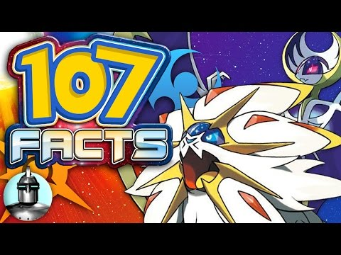 107 Pokémon Sun and Moon Facts | The Leaderboard