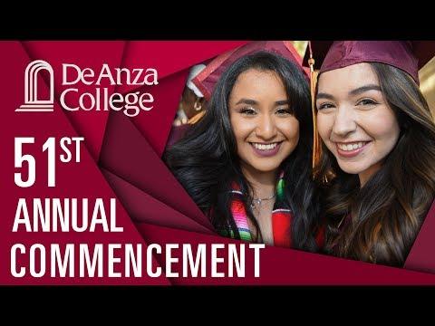 51st Annual Commencement | De Anza College