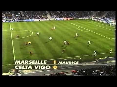Marseille 2-1 Celta Vigo (Coupe UEFA 1998/1999)