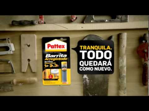 Pattex barrita arregla todo youtube - Pattex barrita arreglatodo ...