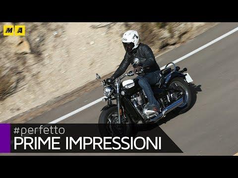 Triumph Speedmaster 2018 TEST - PRIME IMPRESSIONI [ENGLISH SUB]