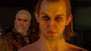 Ведьмак 3 Дикая охота | Геральт против Ублюдка младшего