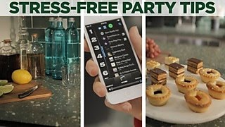 5 Stress-Free Party Tips