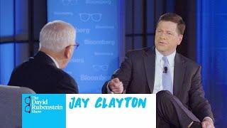 The DavidRubensteinShow: SEC Chairman Jay Clayton