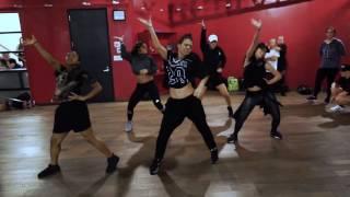 dae dae wat u mean choreography by anze