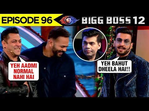 Salman Ranveer INSULT Karan Johar On NATIONAL TELEVISION | Weekend Ka Vaar | Bigg Boss 12 Update