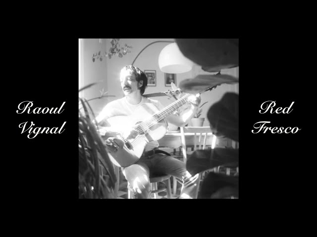 Raoul Vignal - Red Fresco [OFFICIAL VIDEO]