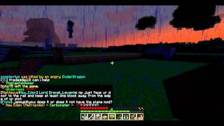 Fraps Test on minecraft Nactserver