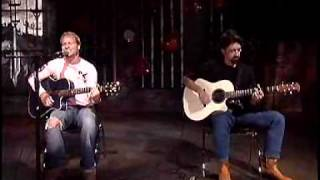 Brian Littrell - Welcome Home - LIVE @ CMT Studio 330 Sessions