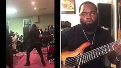"""Tim Rogers and the Fellas """"No Turning Back"""" 6 Strangs Bass Cover"""