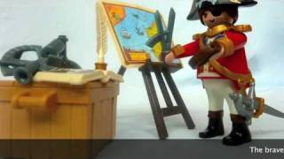 Playmobil Pirate Theme Thumbnail