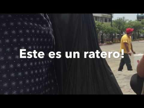 Ratero en Guadalajara jalisco mexico