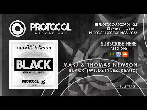 makj-&-thomas-newson---black-(wildstylez-remix)-//-out-now