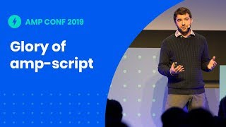 The glory of amp-script: Unleashing the kraken (AMP Conf
