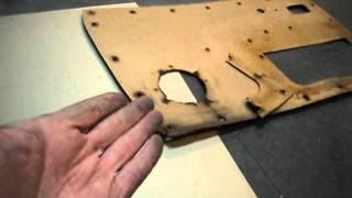 Door Card Blanks - Using Waterproof Panel Board - Power Hour