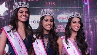 Watch fbb Colors Femina Miss India 2018 winners moment of glory