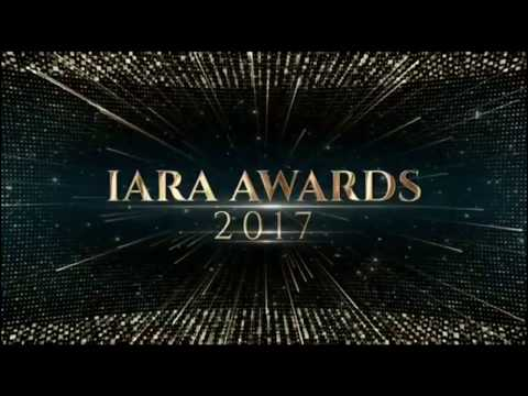 Presentation design for International Achievement Recognition Awards(IARA Awards) 2017.