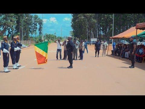 Prise De Commandement Du Nouveau DD De La Bouenza | République du Congo – Afrique Centrale