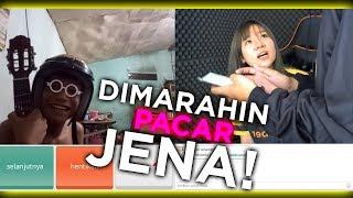 DIMARAHIN PACARNYA JENA | PRANK OME TV !