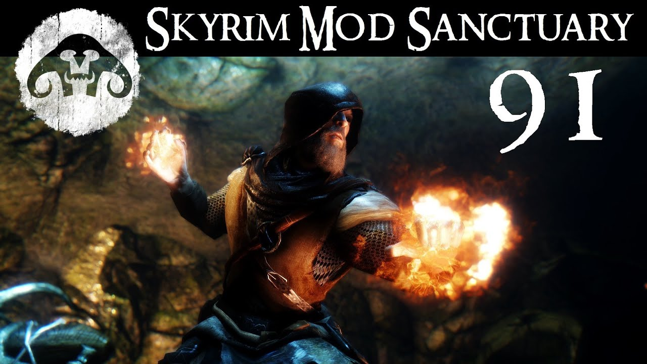 Familiar Faces at Skyrim Nexus - mods and community