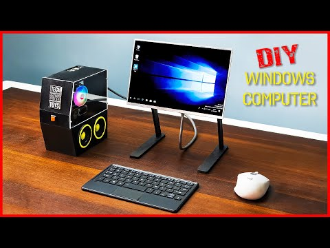 How To Make A Mini Windows PC At Home