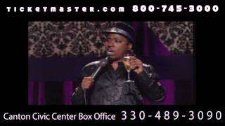 "Eddie Griffin - ""You Can Tell Em' I Said It"" Comedy Tour - Urban Stroll Productions"