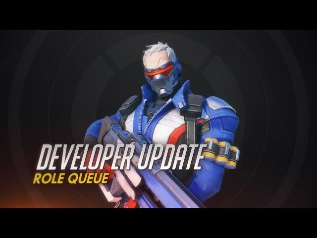 Developer Update   Role Queue   Overwatch