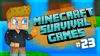Minecraft: Survival Games w/ Tiglr Ep.23 - CONTEST WINNER! Thumbnail