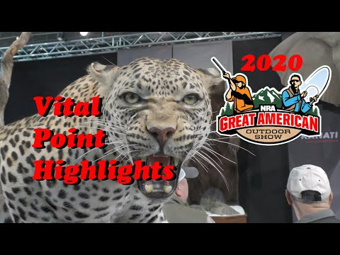 2020 Great American Outdoor Show Highlights