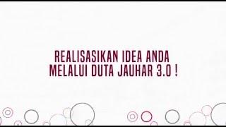 Video Promo Penyertaan | Duta Jauhar 3.0