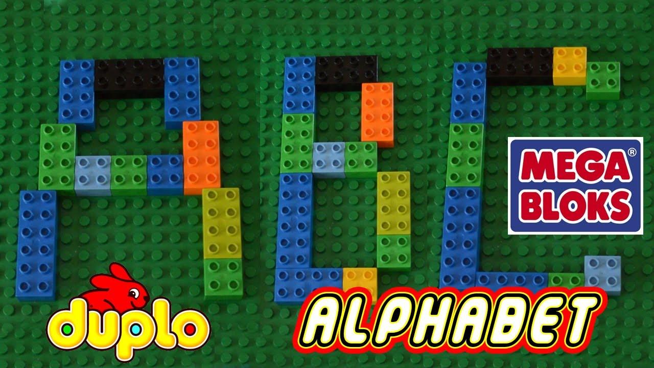 Make Build  Letters