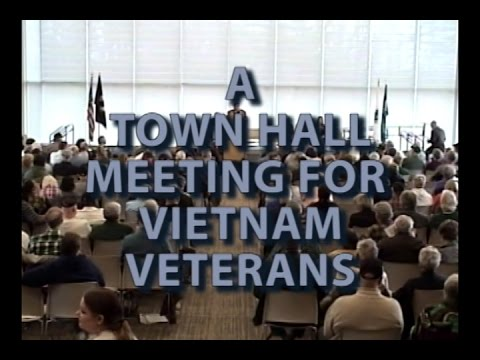 """Agent Orange"" Town Hall Meeting"