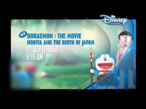 Doraemon Movie : Nobita And The Birth Of Japan In Hindi Dub | Disney Channel