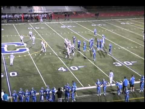 Brandon D. Perry #70 Highlight Tape-Grosse Pointe South High School