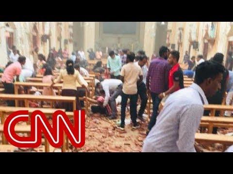 Sri Lanka blasts: