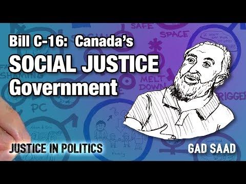 Bill C-16: Canada
