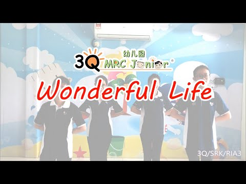 MRC 3Q Junior | Holiday Camp Theme Song #2 2018 - Wonderful Life(Mi Oh My)