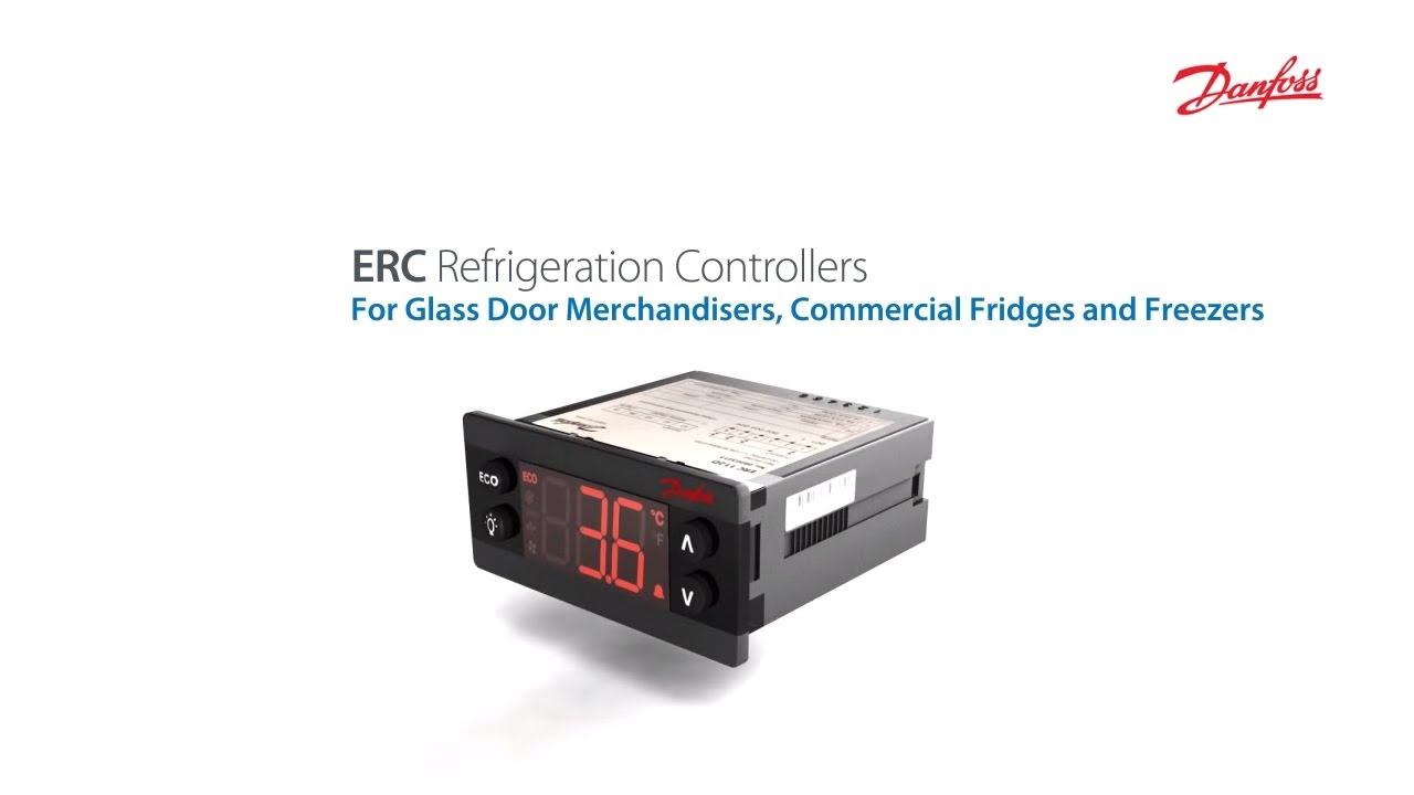 Danfoss Refrigeration Controls | Introducing the new generation of on