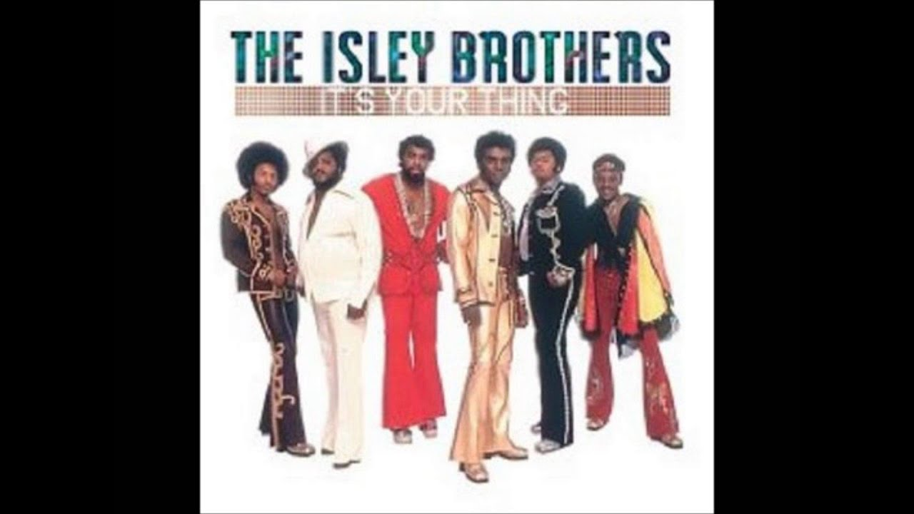 Isley Brothers Living Love You