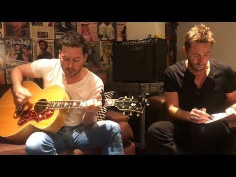 Nickelback - The Tragically Hip Cover