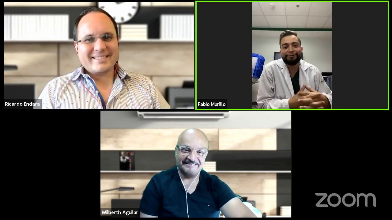 Optometria Pediátrica con el Dr. Fabio Murillo desde Costa Rica