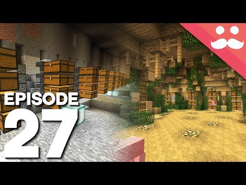 Hermitcraft 5: Episode 27 - STORAGE BEGINS!