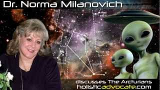 Author, Lecturer, Channeler and Counselor - Dr. Norma Milanovich is interviewed.