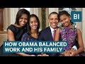 How Barack Obama Managed A Healthy Work-Life Balance